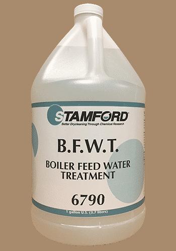 B.F.W.T. 6790: Boiler Feed Water Treatment
